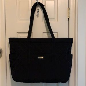 Quilted Vera Bradley Tote